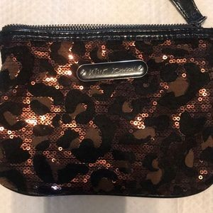 Betsey Johnson accessory or makeup pouch